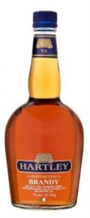 Hartley Brandy VS 750ml - Case of 12